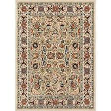persa tabriz traditional oriental persian ivory 7 ft 10 in x 9 ft