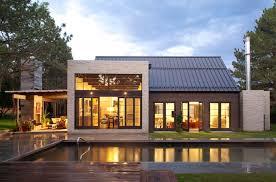 Colorado Home With Modern Amenities And Farmhouse Flair Modern Gorgeous Colorado Home Design