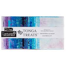 Daily Deal - Quilting Fabric for Sale — Missouri Star Quilt Co. & Tonga Treats Batiks - Mystical Charm Pack Adamdwight.com