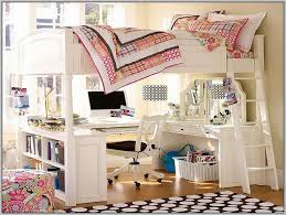 ikea loft bed with desk underneath interior decorating for decor 3
