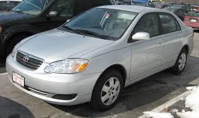 File:2007-Toyota-Corolla-CE.jpg - Wikimedia Commons