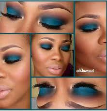 teal eyeshadow i have to try this soon i like bold eye colors