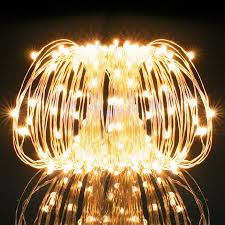 Rope Lights Walmart Amazing Kohree USB 32ft Copper Wire 32 LED Fairy Starry String Lights