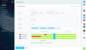 Bitrix24 Online Event Planner