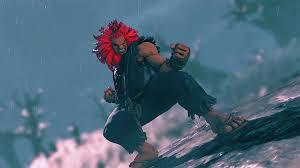 street fighter 5 s next character is akuma first gameplay trailer