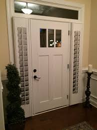 front door curtains. Need A Little Privacy For Your Front Door Sidelight Windows? We Can Help! Plantation Curtains S