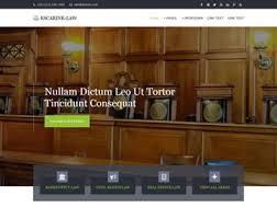 Law Templates Escarine Law Website Template Free Website Templates Os Templates