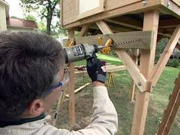 drill holes in boards