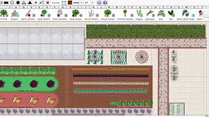 Planning A Kitchen Garden Using The Garden Planner To Plan A Vegetable Garden Youtube