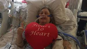 Fundraiser by Karin Mosely : Karin Mosley Heart Transplant recovery