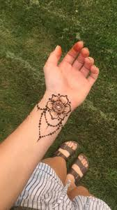 Wrist Henna Tattoo мэхенди идеи татуировки хной узоры рисунков