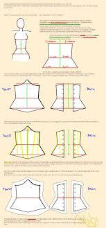 Underbust Corset Pattern Magnificent Inspiration Design