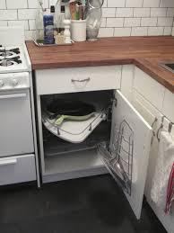 Corner Kitchen Storage Kitchen Design