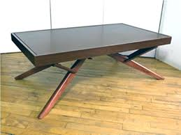 coffee table converts to dining table transformer dining table dining room traditional transformer furniture dwell s