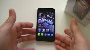 Test de l'Alcatel One Touch Star