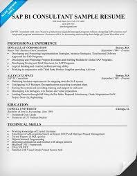 Sap Administration Sample Resume Beautiful 100 Sap Fresher Resume