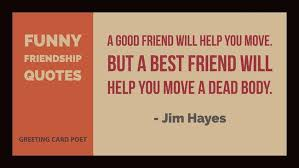 Funny Friendship Quotes Beauteous Very Funny Friendship Quotes For Your Favorite Friends