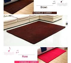microfiber area rug chenille microfiber area rug for living room soft skin friendly large gy rug yellow microfiber area rug
