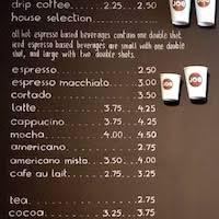 Our top discount is 75. Joe Coffee Company Menu Menu For Joe Coffee Company Rittenhouse Square Philadelphia