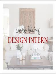 Interior Design Job Postings