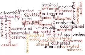 Resume Action Verbs That Make An Impact Davis