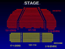 Fonda Theater Seating Chart Balcony Punctilious Fonda Theater Seating 2019