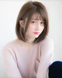 男性をキュン死させる彼女の髪型20選2018年最新版