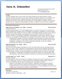 Cover Letter Executive Secretary Resume Sample Free Sample