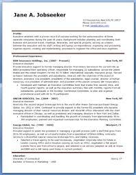 Cover Letter Executive Secretary Resume Sample Senior Executive