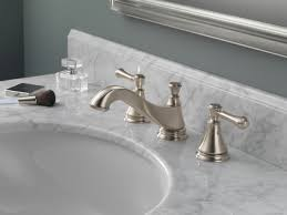 delta brushed nickel bathroom faucets. Faucet.com | 3595LF-PNMPU-LHP In Brilliance Polished Nickel By Delta Offer Ends Brushed Bathroom Faucets S