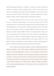 Animals And Children Onlus Essay Docsity