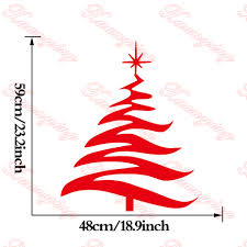 RoomMates RMK1203GM Build A Christmas Tree Peel U0026 Stick Wall Decal Christmas Tree Decals