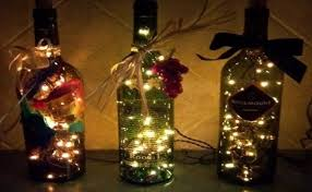 Decorating Empty Wine Bottles Empty Wine Bottle Christmas Decorations Psoriasisguru 37