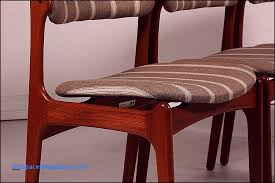 how to reupholster dining chairs with backs inspirational mid century od 49 teak dining chairs by