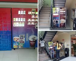 Vending Machine Philippines Magnificent Vending Machines In Davao Doctors Hospital Philippine Vending