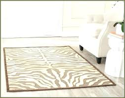 zebra print area rug home design ideas in decor rugs target