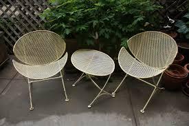 salterini wrought iron furniture. Brilliant Salterini Patio Furniture Residence Design Photos 1000 Images About Vintage Mid Century On Wrought Iron