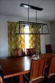 size of chandelier for dining table full room lighting rectangular over chandelier size calculator rectangular