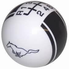 black ford racing logo. ford rally ll mustang pony logo white black new 6 speed shift knob racing 1