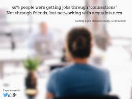 how can networking help you a job experteer magazine how can networking help you jobs