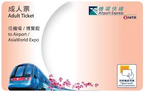 Airport Express Fare Chart Mtr Tickets And Fares