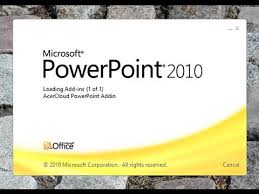 Ms Office 2010 Ppt Templates Power Point 2010 Change Slide Size From 4 3 To 16 9 Microsoft Office 2010
