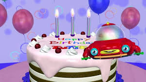 Awesome Happy Birthday Wishes 3d Animation Top Colection For