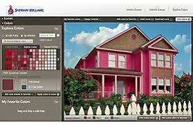 Other Images Like This! this is the related images of Exterior Paint Color  Simulator
