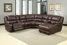 faux leather sectional. Low Profile Reclining Sectional Awesome 7 Piece Sofa Faux Leather With Regard To I