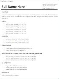 Best Resume Formats Custom Resume Formats Samples The Best Resume Examples It Resume Examples