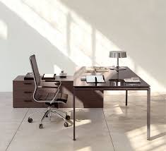size 1024x768 simple home office. Simple-desk-and-brown-swivel-chair-for-home-office -design-ideas-and-traditional-office -desk-ideas-with-beige-tiles-doff-flooring-plan-and-office-st\u2026 Size 1024x768 Simple Home Office M