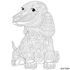Cani 87499 Cani Disegni Da Colorare Per Adulti