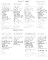 baby room checklist. Delighful Checklist Buy Baby Registry Checklist Excel  Room  On Baby Room Checklist