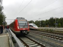 Frankfurt Stadion station